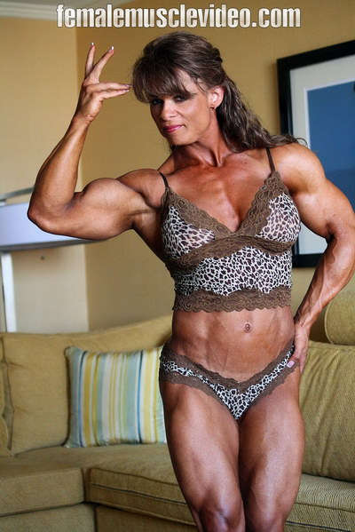 Join Female Muscle Video Now!